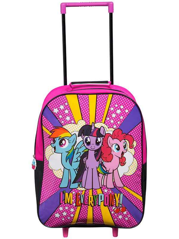 My Little Pony Wheeled Trolley Bag