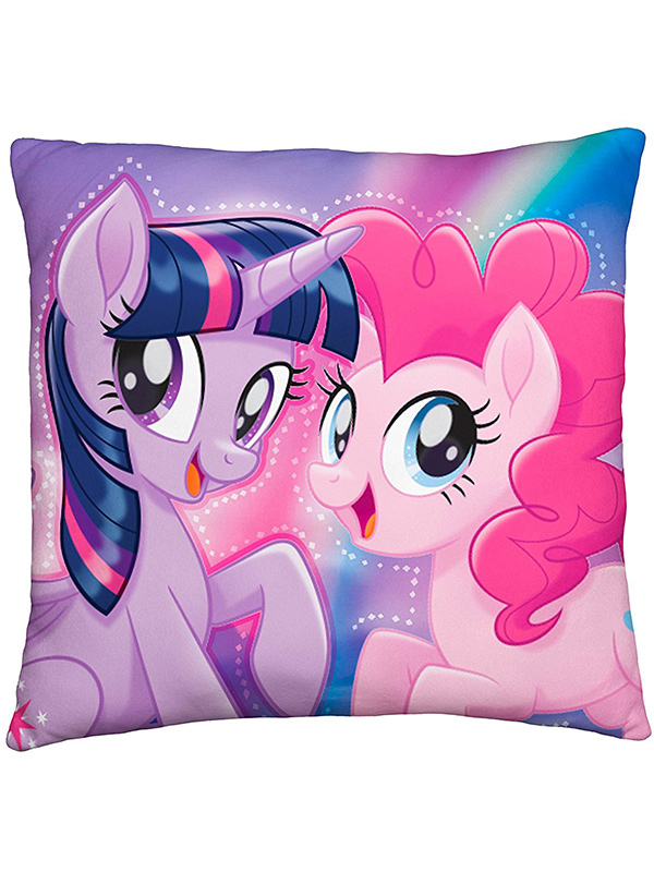 my little pony adventure reversible cushion