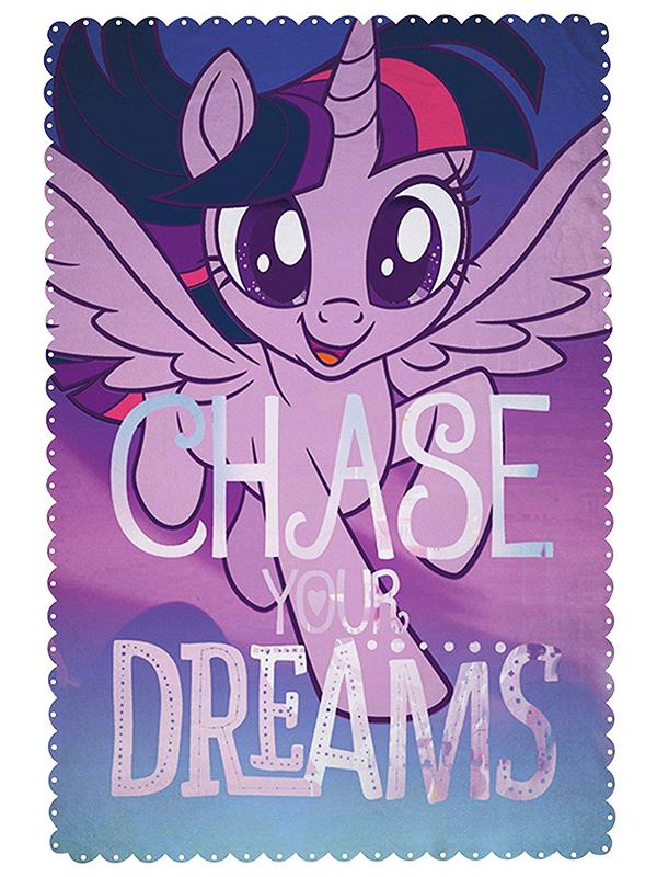 My Little Pony Movie Fleece Blanket