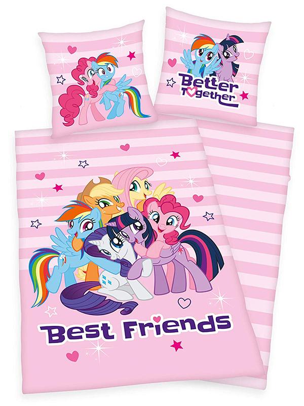 My Little Pony Best Friends Single Duvet Cover Set