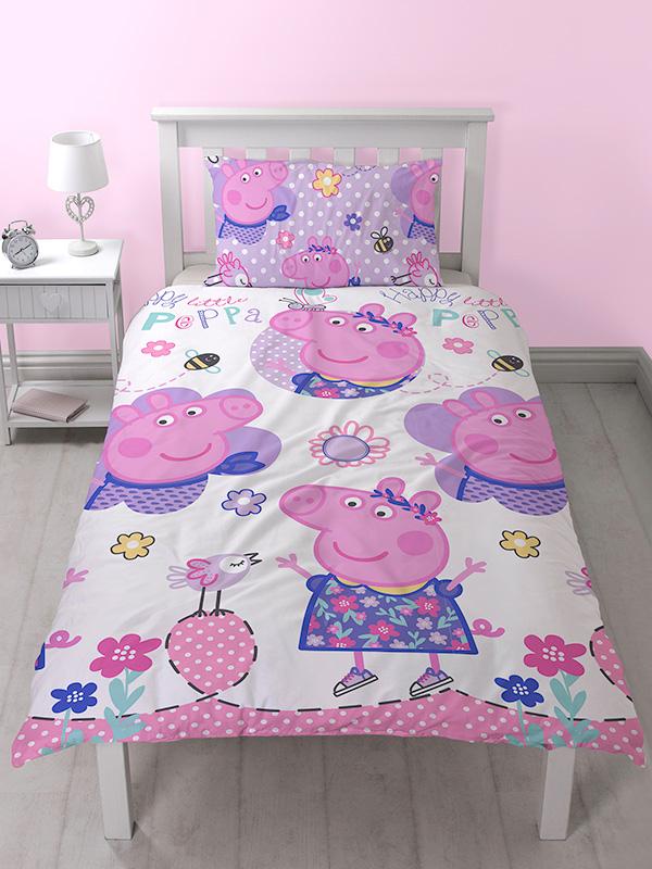 Peppa Pig £50 Bedroom Makeover Kit