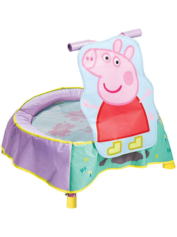 peppa pig toddler trampoline