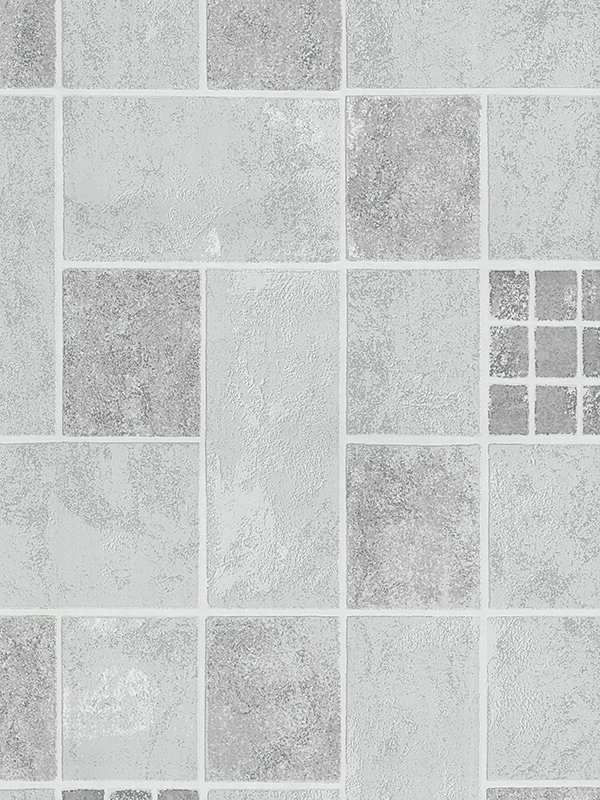 Price Right Home Easy Wall Tile Wallpaper Grey P+S 13476-20