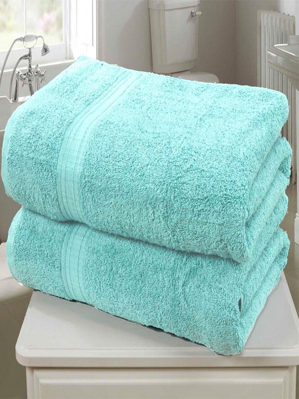 Royal Kensington 2 Piece Towel Bale Aqua