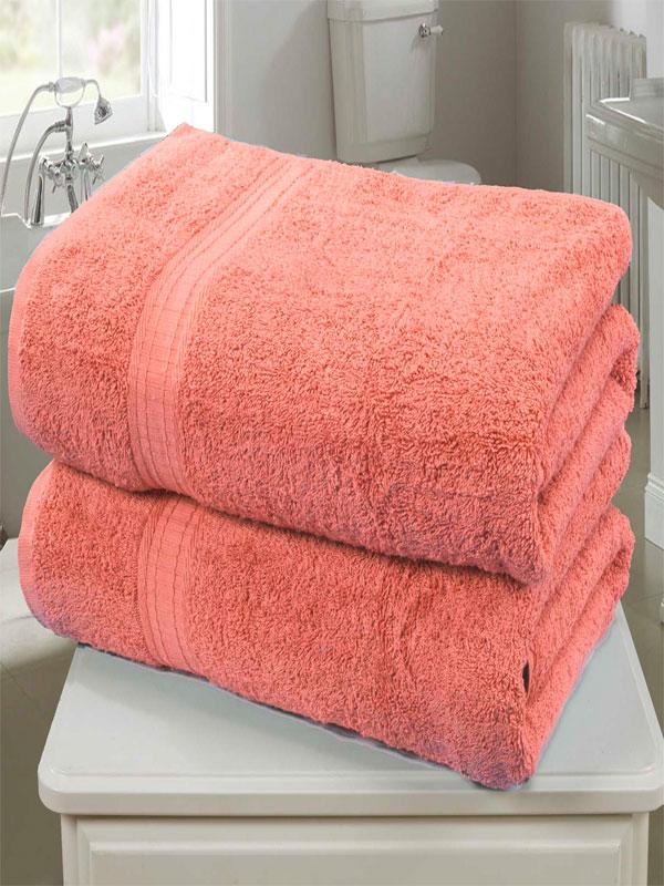 Royal Kensington 2 Piece Towel Bale Coral