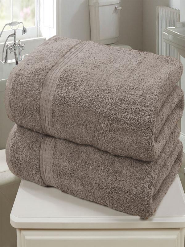 Royal Kensington 2 Piece Towel Bale Latte