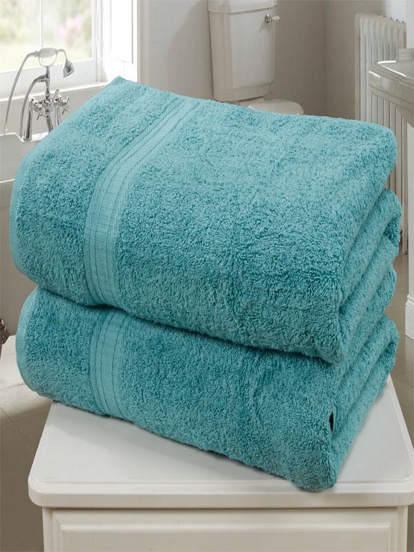 Royal Kensington 2 Piece Towel Bale Turquoise