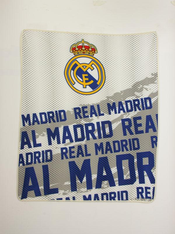 Real Madrid CF Impact Fleece Blanket
