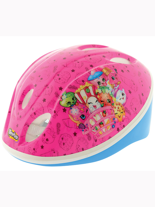 Price Right Home Shopkins Safety Helmet with Collectibles