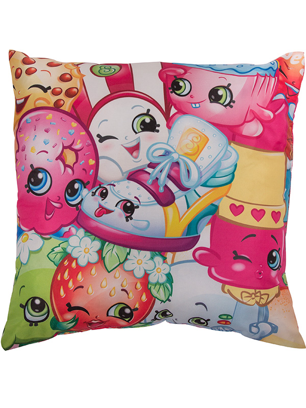 Shopkins Jumble Reversible Cushion