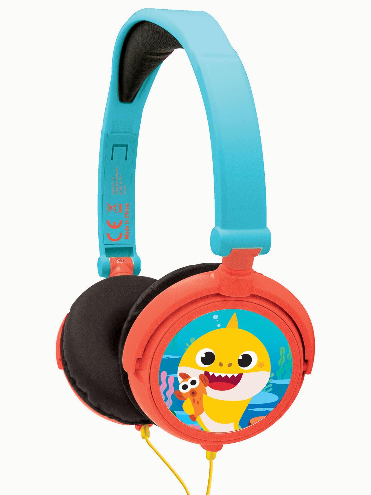 Baby Shark Stereo Headphones