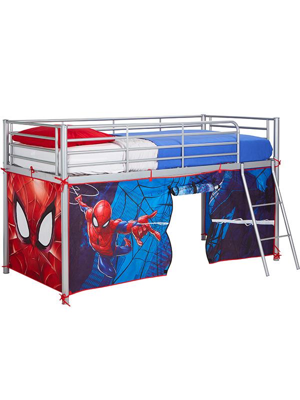 Spiderman Mid-Sleeper Bed Tent thumbnail