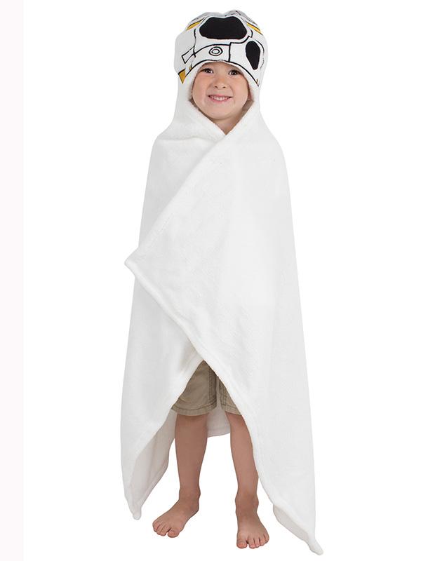 Star Wars Episode 7 BB 8 Cuddle Robe Hooded Fleece