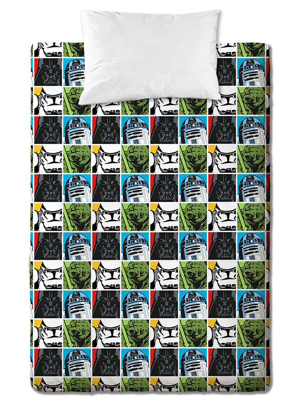 Star Wars Single Fitted Sheet