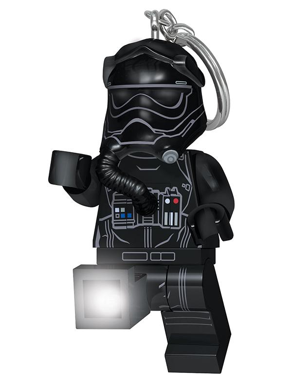 lego star wars episode viii first order tie fighter pilot keylight