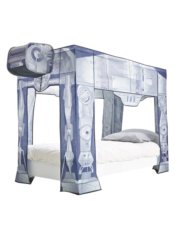 Star Wars AT AT Single Bed Canopy