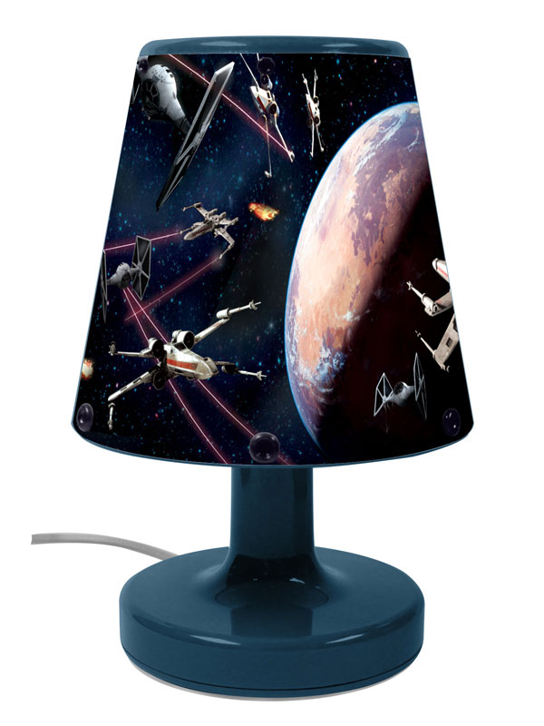 Star Wars Bedside Lamp