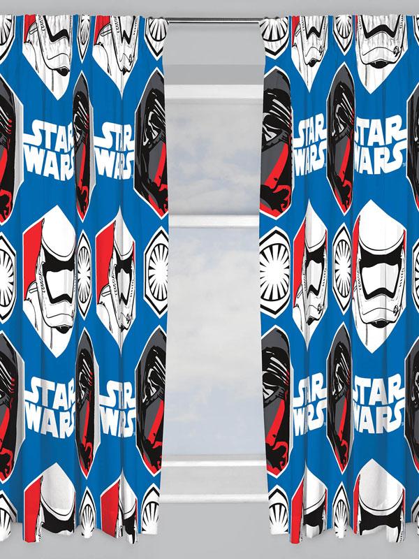 star wars episode vii awaken curtains