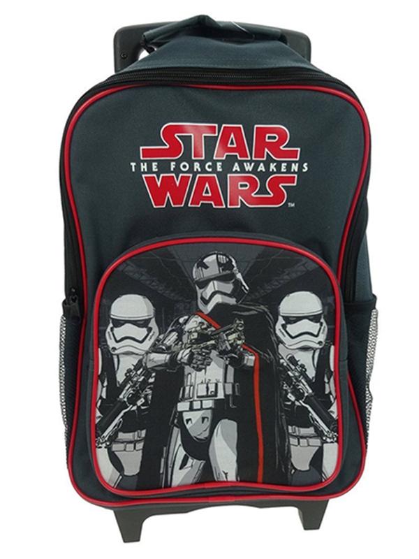 Star Wars Episode VII Elite Squad Wheeled Trolley Bag