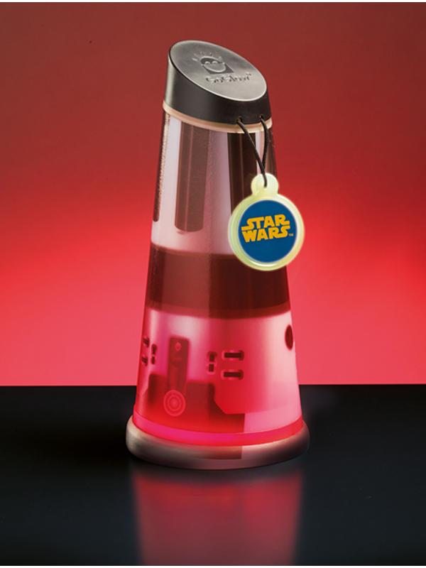 Star Wars Go Glow Night Beam Tilt Torch Light