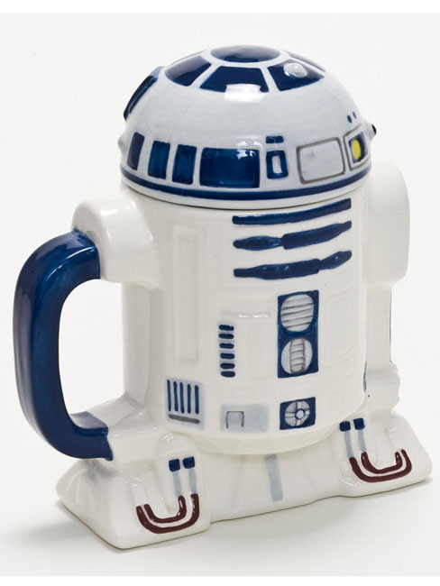 Star Wars R2 D2 Mug with Lid