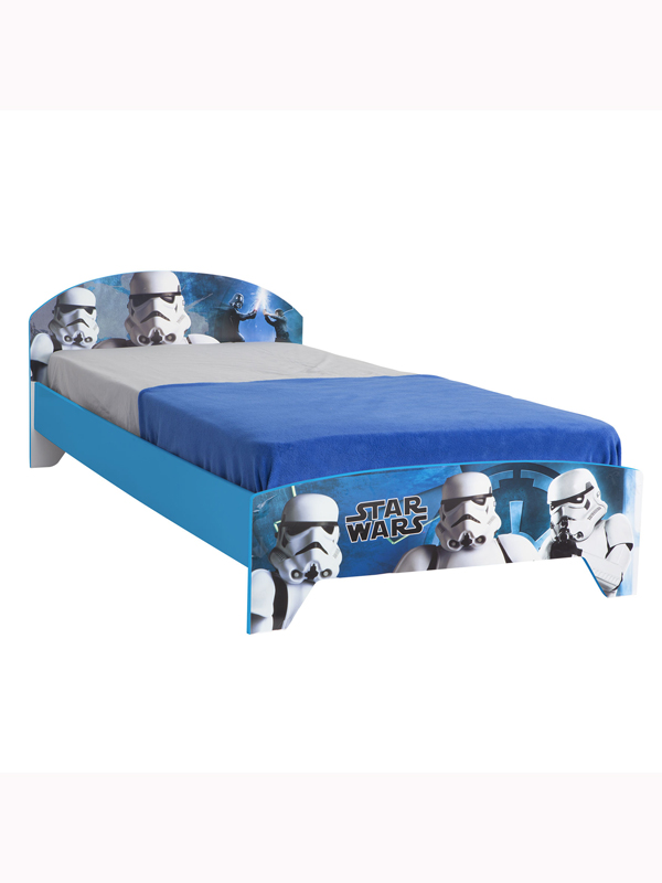Star Wars Stormtrooper Single Bed