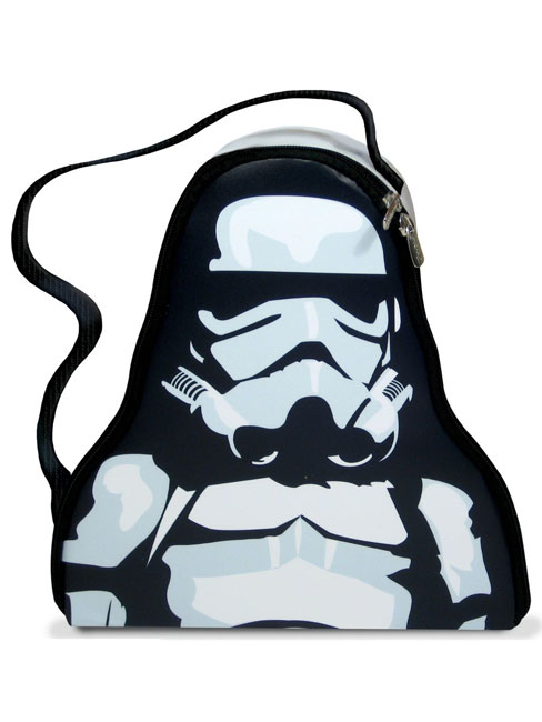 Star Wars ZipBin Toy Storage and Carry Case - Stormtrooper
