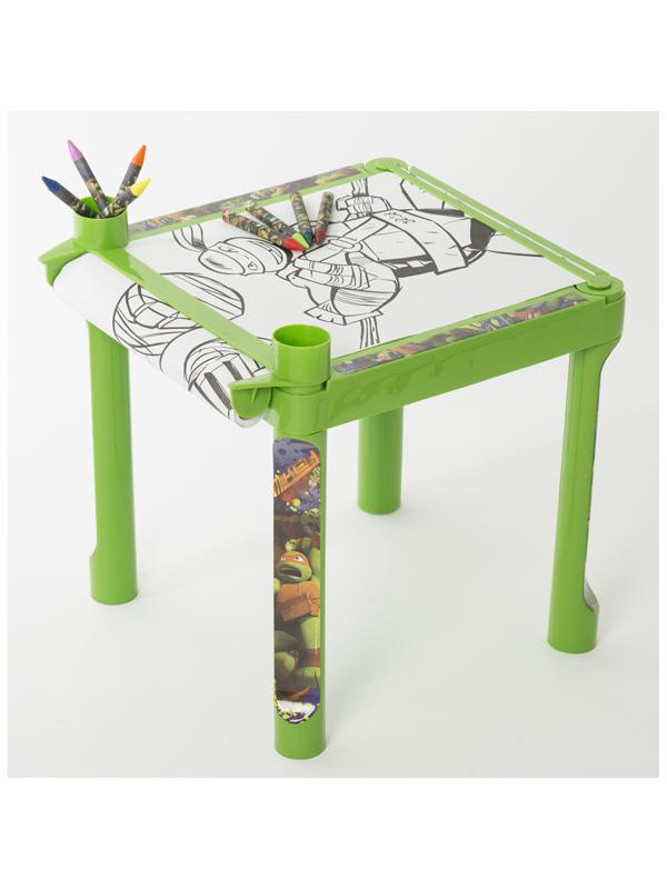 Teenage Mutant Ninja Turtles Colouring Table