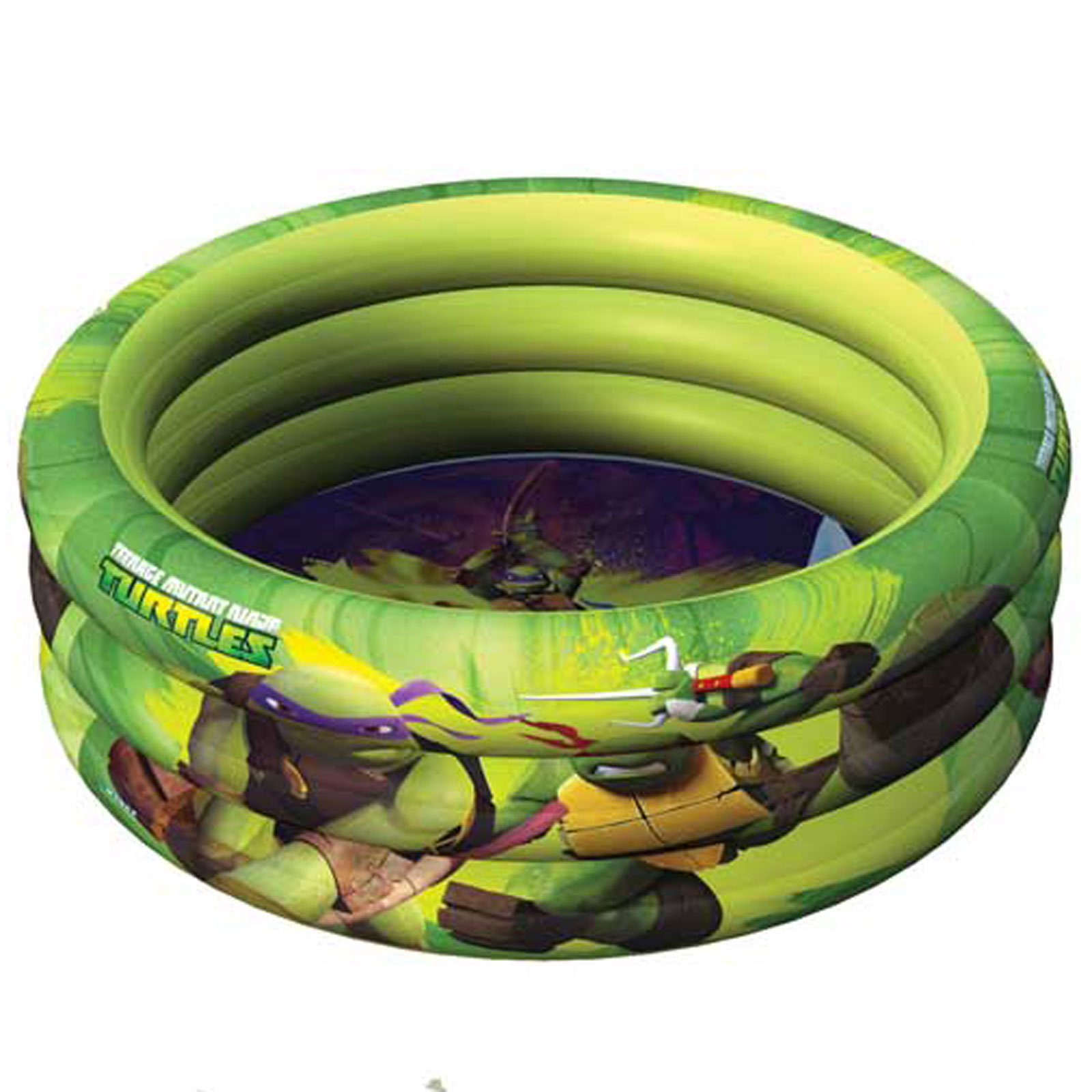 Teenage Mutant Ninja Turtles Inflatable Three Ring Paddling and Ball