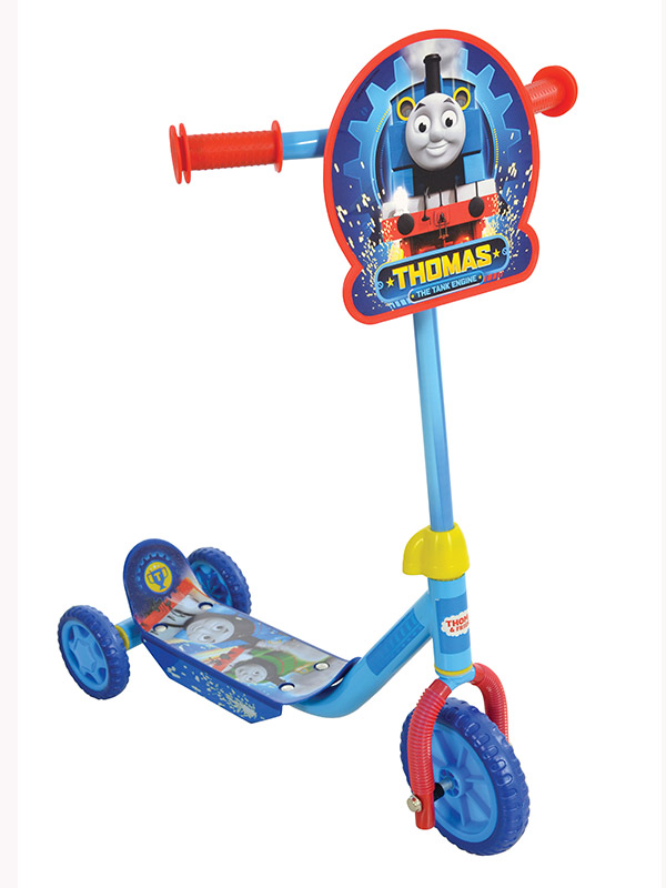 Thomas the Tank Engine My First Tri Scooter