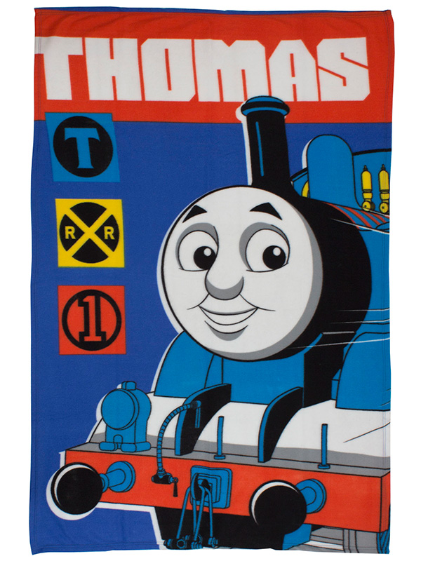 Thomas Friends Team Fleece Blanket
