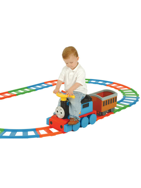 Thomas Friends Train and 22 Piece Track Set