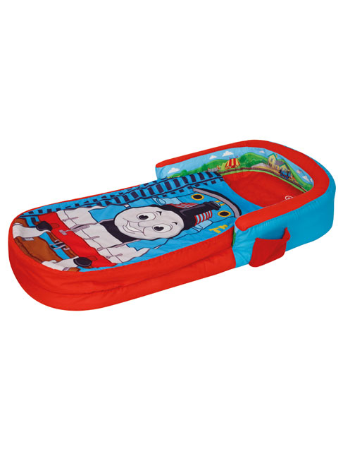 Thomas the Tank Engine Ready Bed - All-in-One Sleepover Solution