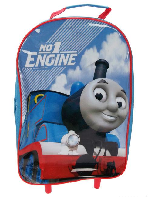Thomas the Tank Engine Wheeled Trolley Bag
