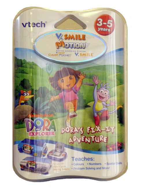 VTech V.Smile Motion Dora the Explorer Game
