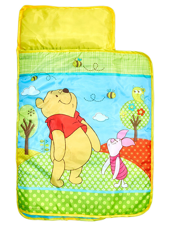 Winnie The Pooh Cosy Wrap Nap Bed