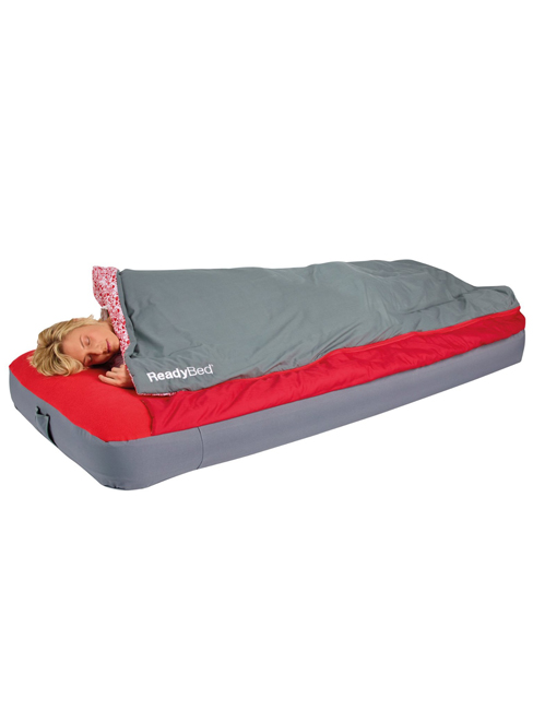 Worlds Apart Deluxe Adult Single Inflatable Ready Bed