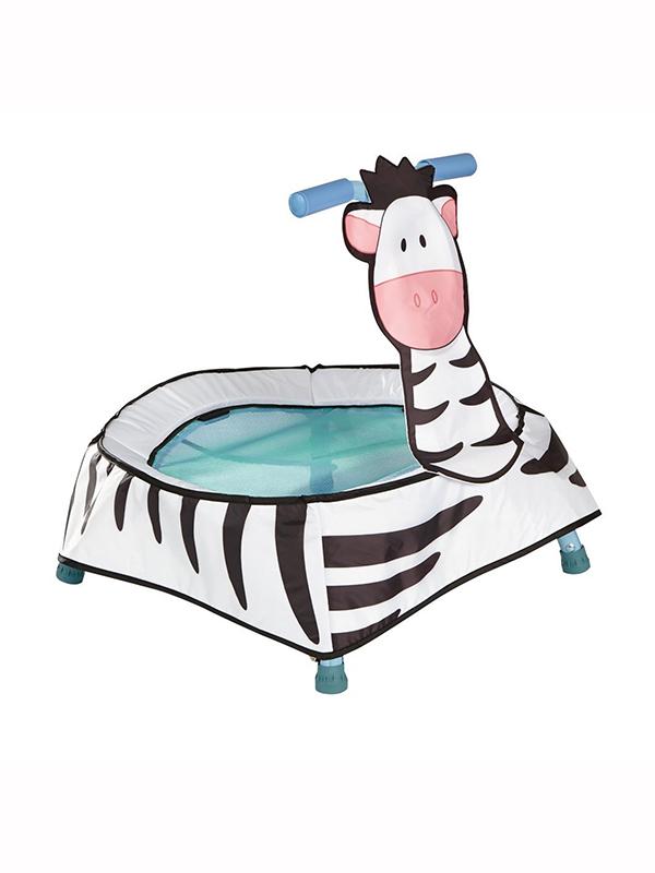 GetGo A Zebra Toddler Trampoline