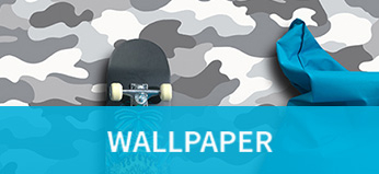 Shop for new wallpaper for your home and kids bedrooms