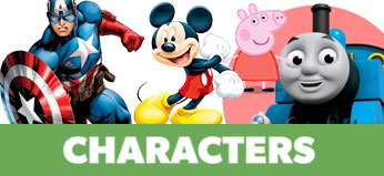 Shop for your favourate characters at price right home