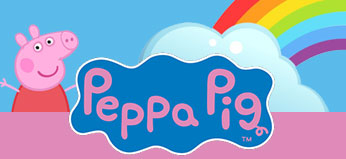 Shop peppa pig Duvet Covers, Bedding and Gifts Range
