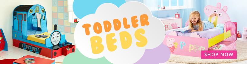 Muebles y decoración de dormitorios infantiles